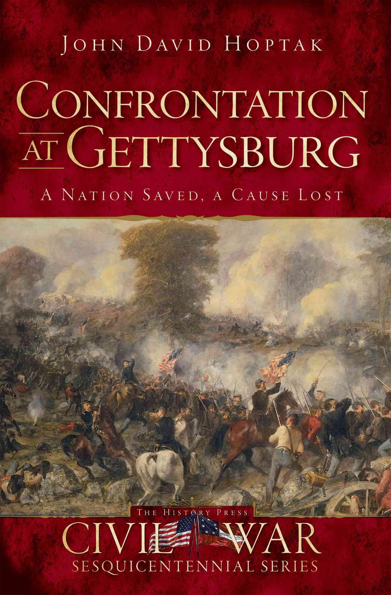 Battle of Gettysburg By Hoptak, John
